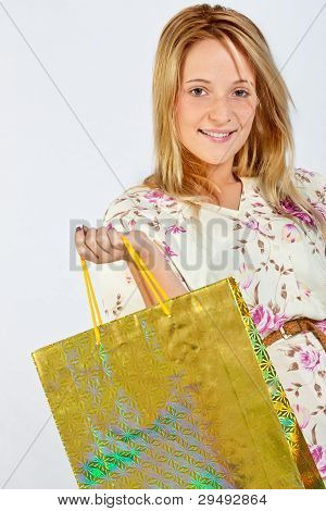 compras de Happy girl