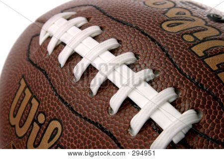 Football Seams, Horizontal Version