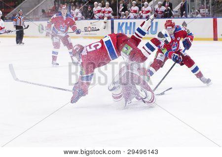 "Hockey Match ""spartak""-""cska"""