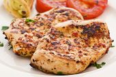 image of turkey-hen  - Chicken Steak - JPG