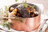 picture of boeuf  - Boeuf bourguignon - JPG