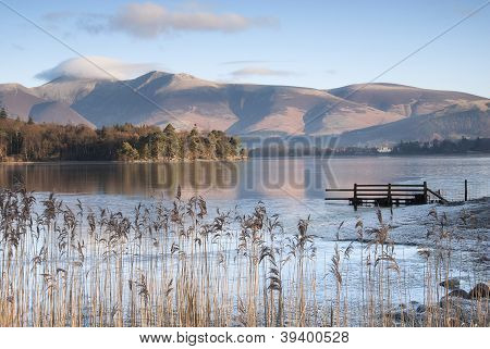 Derwent Water, Cumbria, UK