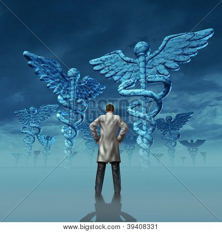 Problema de la atención de la salud