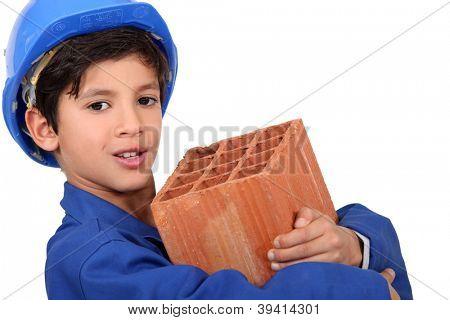 Child mason