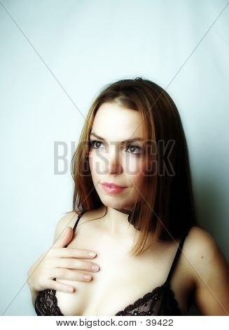Attractive Woman-19 poster