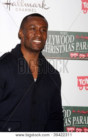 LOS ANGELES - NOV 25:  Sean Blakemore arrives at the 2012 Hollywood Christmas Parade at Hollywood & Highland on November 25, 2012 in Los Angeles, CA