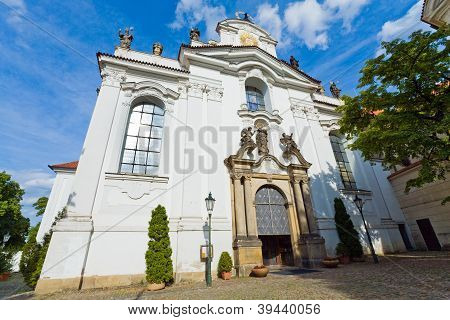 Strahov Monastery (prague, Czech Republic)