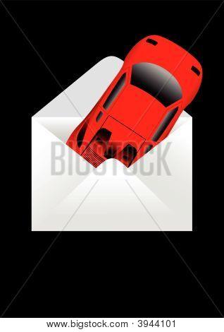 Entrega de carro