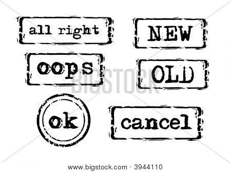 Selos de conceito