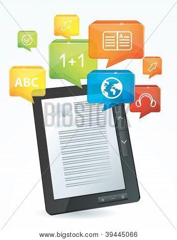 Conceito de E-learning - livro eletrônico