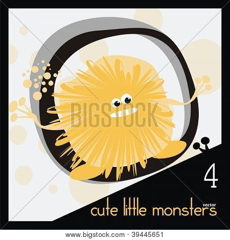 cute little monsters