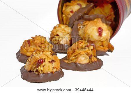 Florentine christmas cookies