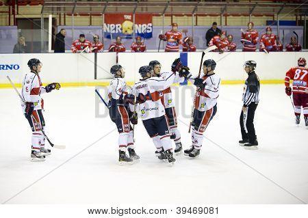 Ice Hockey Italian Premier League