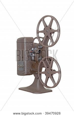 Vintage Movie Projector