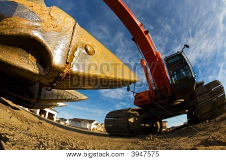 Backhoe Teeth