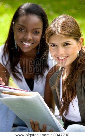 College-Studenten