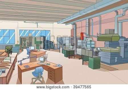 mechanical department