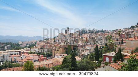 Histórico de Grasse Côte d'Azur França