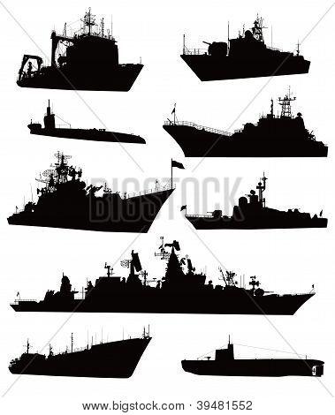 Marine-Satz