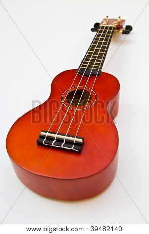 Hawaiian Traditional Instrument Ukulele