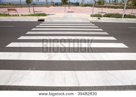 New Crosswalk