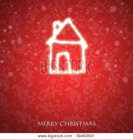 Fancy Christmas card