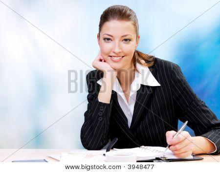 Cute Female Leadership