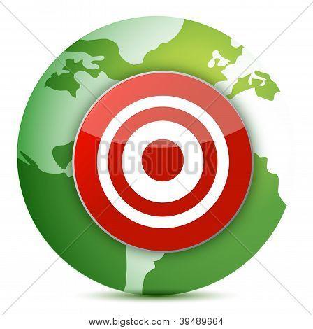 Globe Target