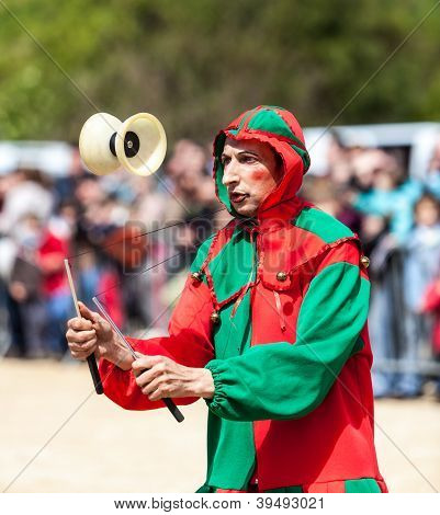 Medieval Entertainer