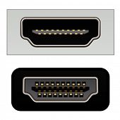 vector hdmi digital video connectors