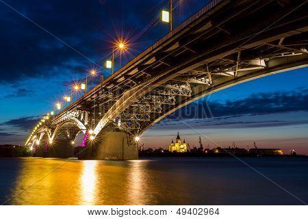 Bridge On A Quiet Night