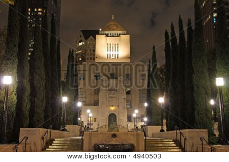 Los Angeles Library