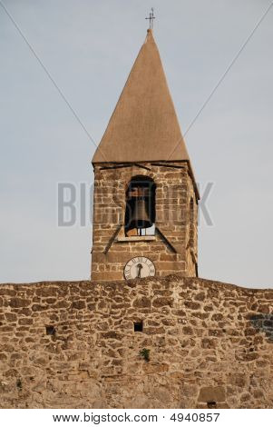 Belltower Of S.s. Trinity, Hrastovlj