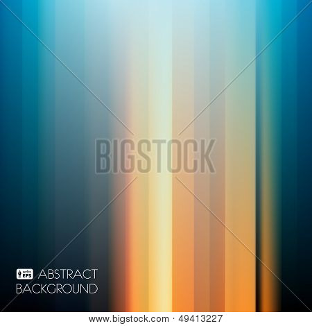 Colorful Abstract Stripes Background.