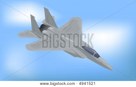 Generic Fighter Jet