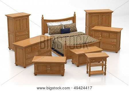 Sleeping Room Furniture Collection