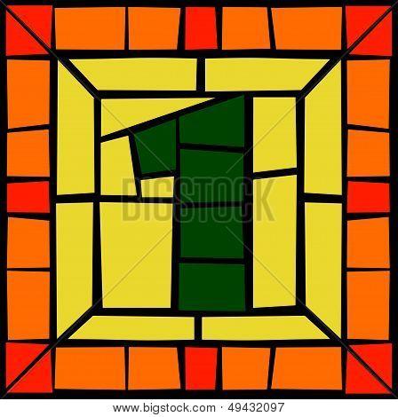 1 - Mosaic number