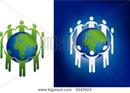 Eco Globe Ring