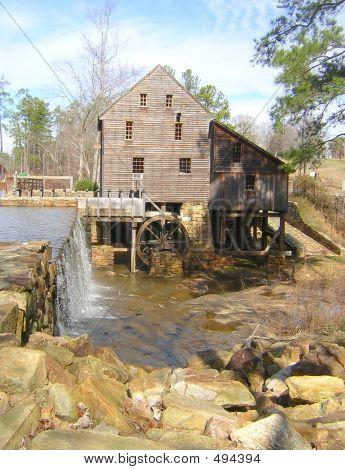 Pond Mill