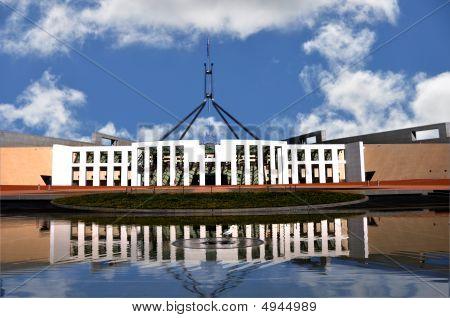 Casa del Parlamento australiano