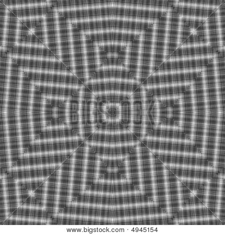 Plaid Weave Background Overlay
