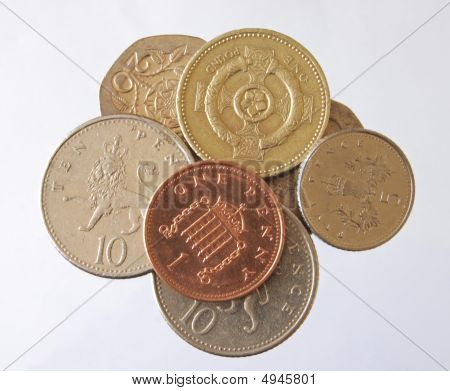British (UK) Currency.