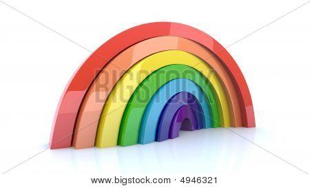 Rainbow Solid