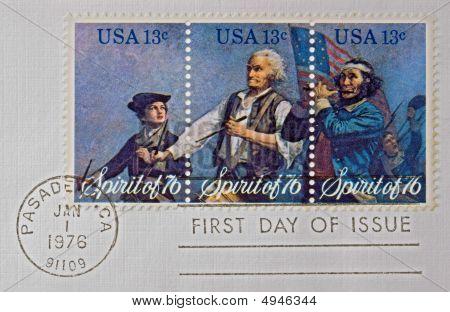 Bicentennial Spirit 1976