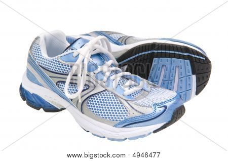 Running Shoes Isolated