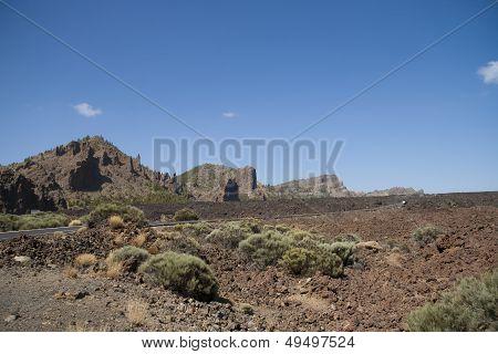 Caldera of Teide, Tenerife