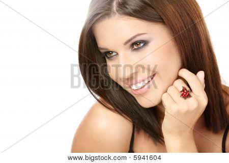 Charming Portrait