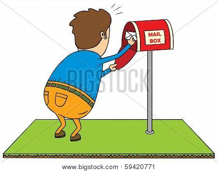 Checking Mailbox