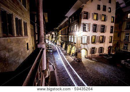 Postgasse street