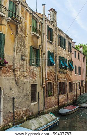 Italy , Venice. City view